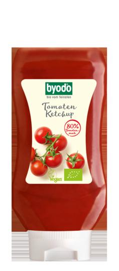Tomato Ketchup, PET bottle
