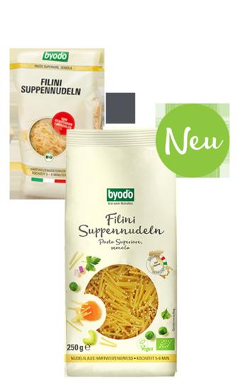 Filini, soup noodle, semolina