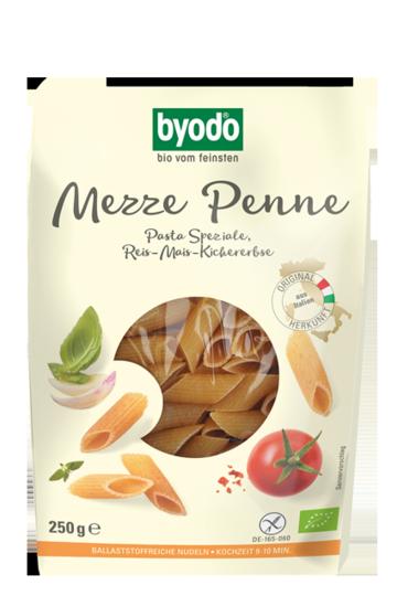 Mezze Penne, Rice-Corn-Chickpea