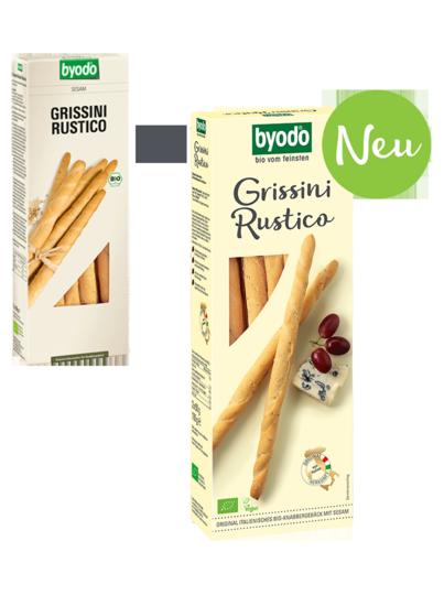 Sesame Grissini Rustico