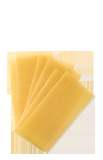 Lasagne, semolina