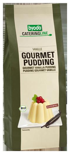 Gourmet Pudding Vanilla