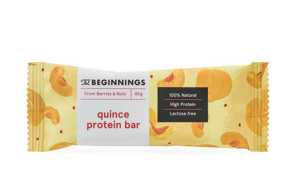 Quince Protein Bar