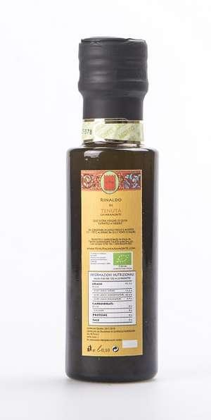 """P.D.O. Monti Iblei """"Gulfi"""" ORGANIC Extra Virgin Olive Oil"""
