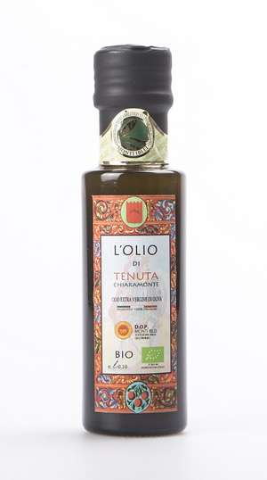 "P.D.O. Monti Iblei ""Valle dell'Irminio"" ORGANIC Extra Virgin Olive Oil"