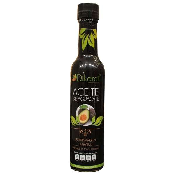 Dikeroil 100% Pure Avocado Oil extra virgin, organic, 8.4 fl oz, 250 ml